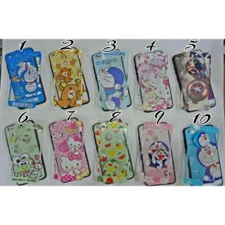 OPPO NEO 9 A37 A37F SOFTSHELL KARAKTER FREE TEMPERED GLASS CASE OPPO NEO 9 CASE A37 CASE A37F