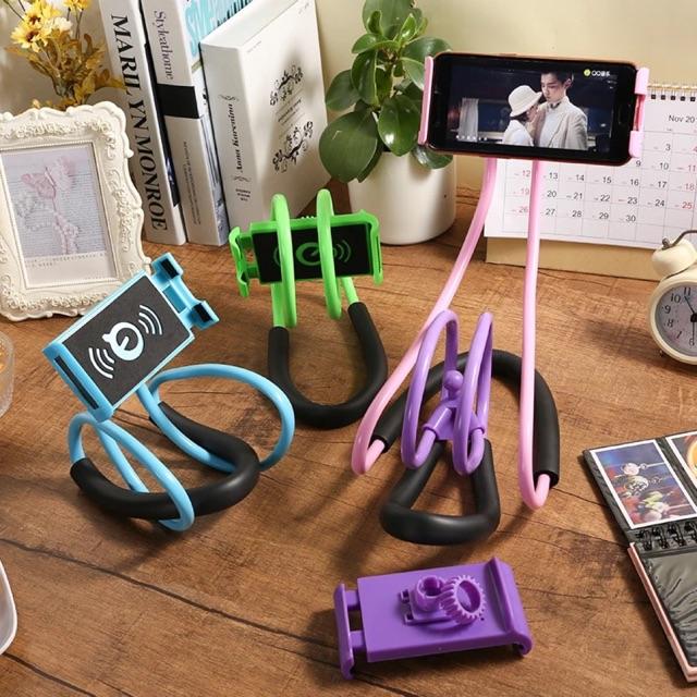 Lazypod 2 kaki Universal Desk Table Mobile Phone Stand | Shopee Indonesia