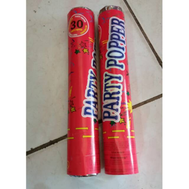 TERMURAH Confetti Foil 30cm Convetti Popper Confeti Tabur Taburan Pesta Ulang Tahun   Shopee Indonesia