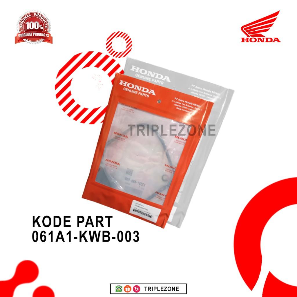 PAKING TOP SET HONDA BLADE ABSOLUTE REVO | ORI AHM | KODE PART 061A1-KWB-003