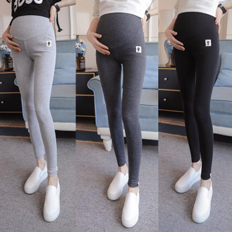Celana Legging Panjang Wanita Model Elastis Skinny Untuk Ibu Hamil Shopee Indonesia