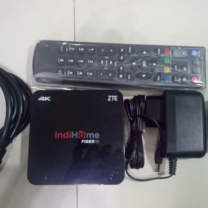 STB Smart TV box ZTE B860H NEW Unlock aplikasi root