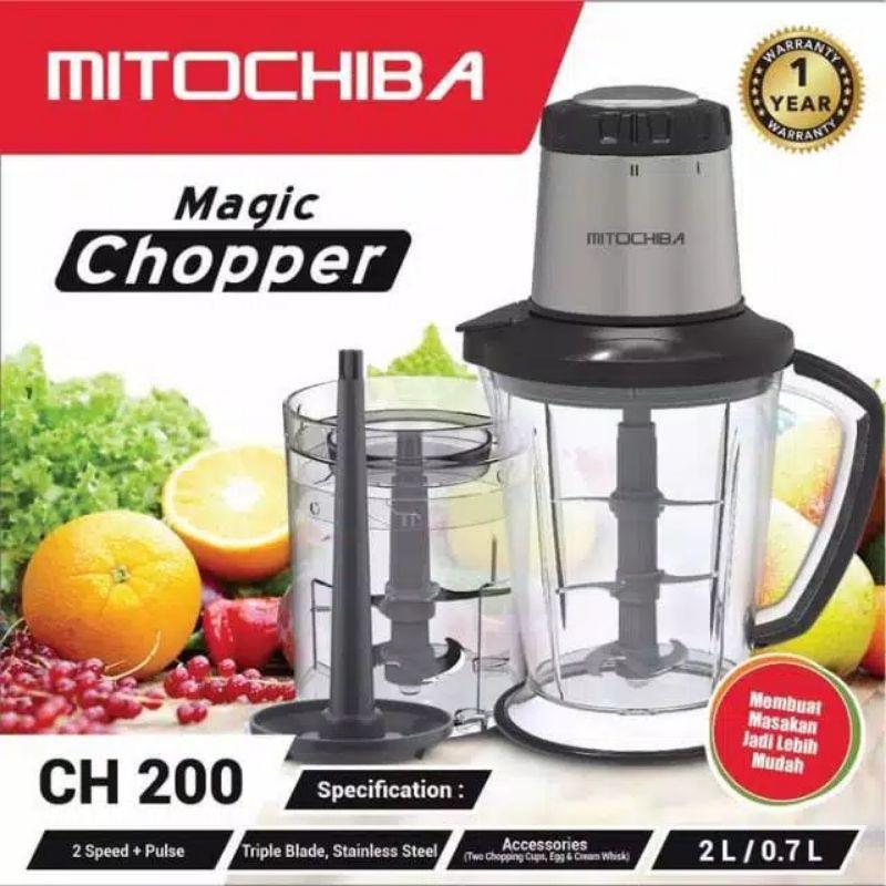 Blender Mitochiba