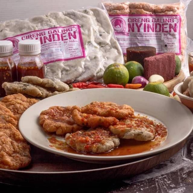 Cireng Galing Nyinden Original Campur (cengek, terasi, ori) isi 30 | Shopee  Indonesia