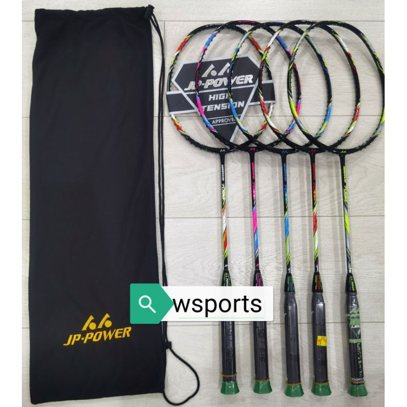 Raket Badminton JP Power Aeropower 7000 Original