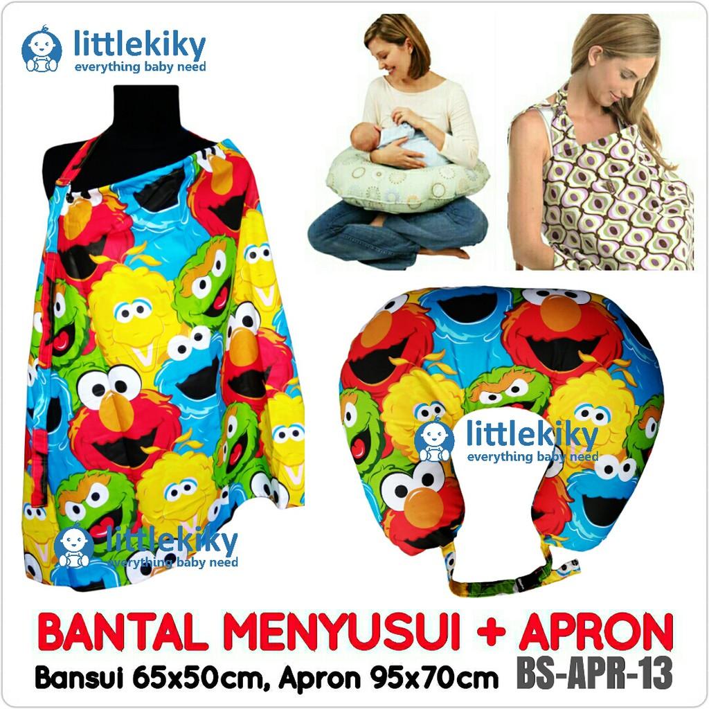 1 Sd 18 Apron Menyusui Celemek Penutup Ter Kain Baby Lights Atau Nursing Cover Shopee Indonesia