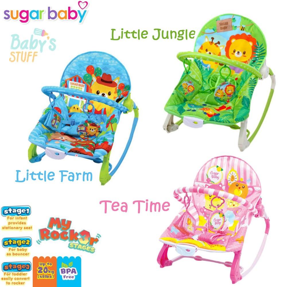 6692895528b5 Sugar Baby My Rocker Ayunan Bayi   Baby Bouncer