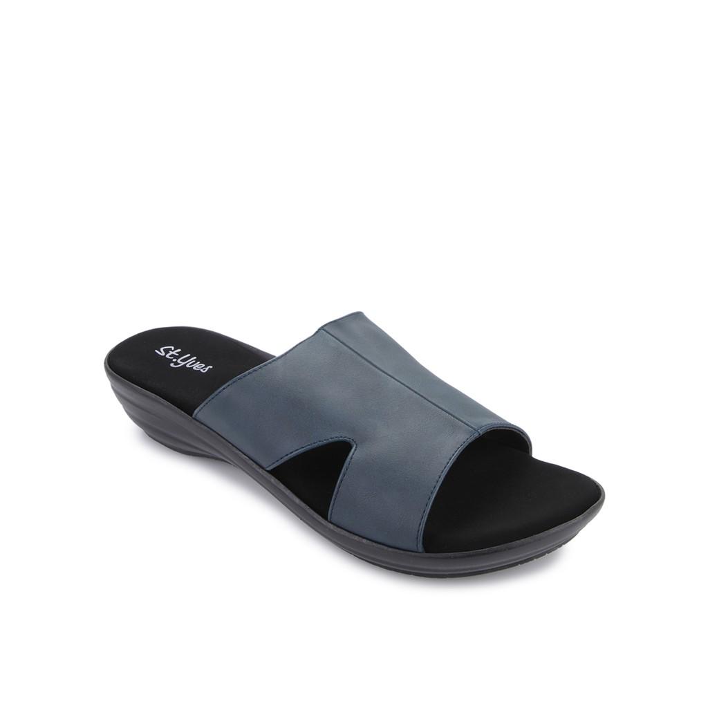 St.Yves Wedges Kasual Sandal Wanita  766a224c4a