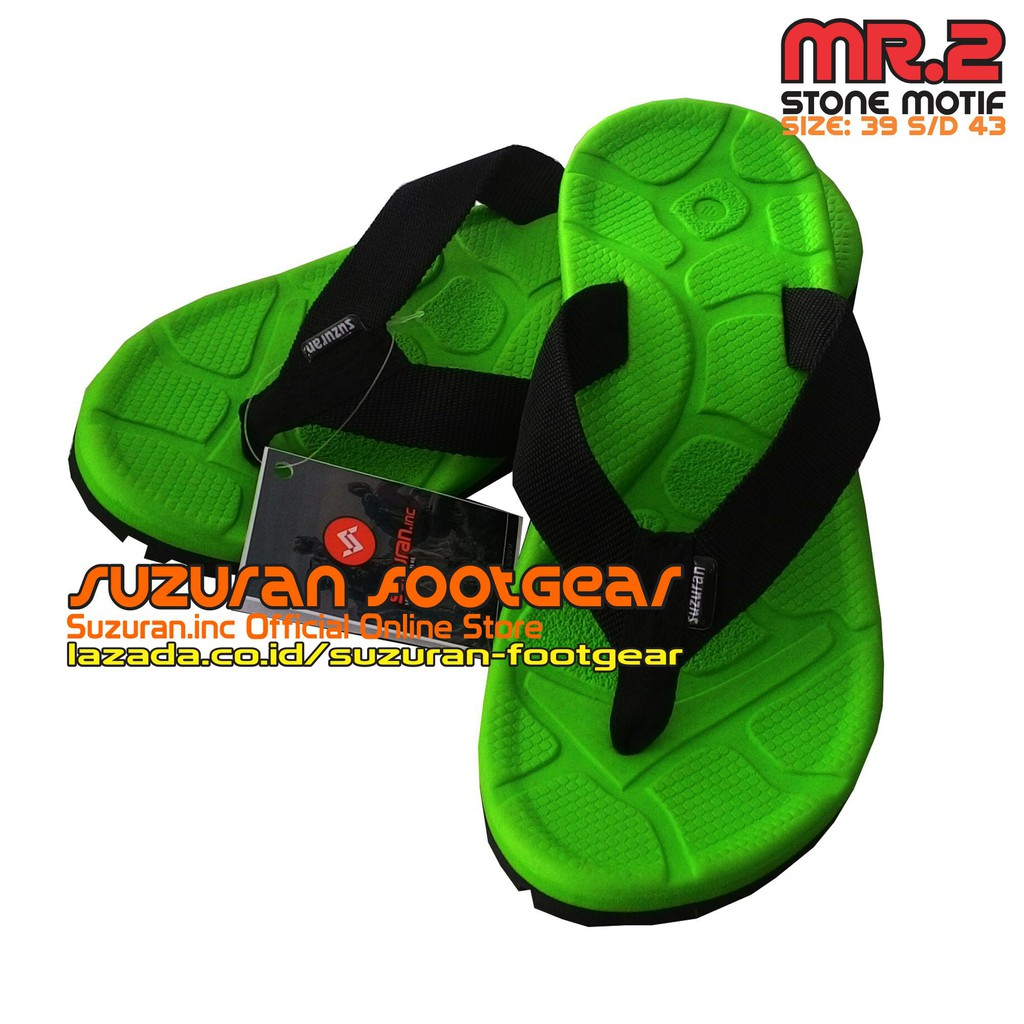 Toko Online Suzuran Footgear Shopee Indonesia Sandal Gunung Cross Thumb Mr2 Brown