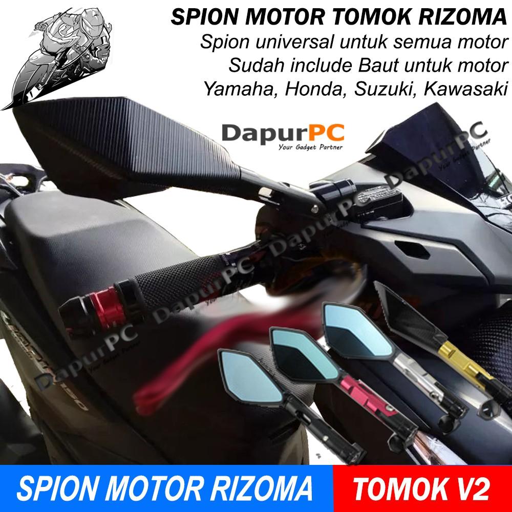 Jual Beli Produk Spion Motor Aksesoris Otomotif Shopee Vixion Yamaha Asli  Satuan Indonesia