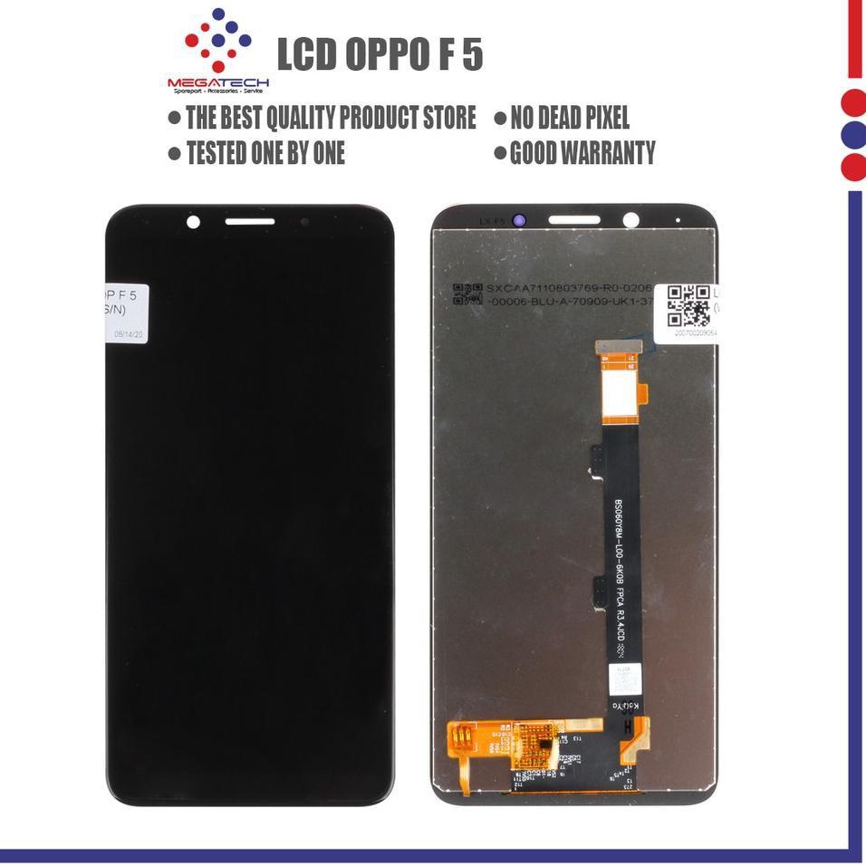 LCD Oppo F 5 / F5 Youth  Fullset Touchscreen
