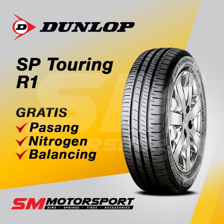 Ban Mobil Dunlop SP Touring R1 185/60 R14 14