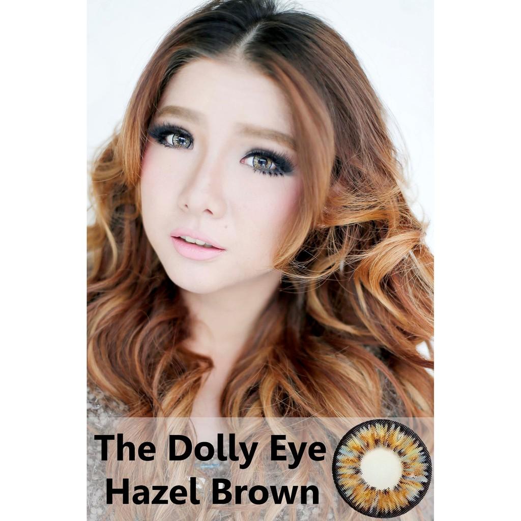 Produk Baru Terlaris Softlens Warna Coklat Hazel X2 Bio Color By Ice Series Bulanan Exoticon Gratis Ongkir Shopee Indonesia