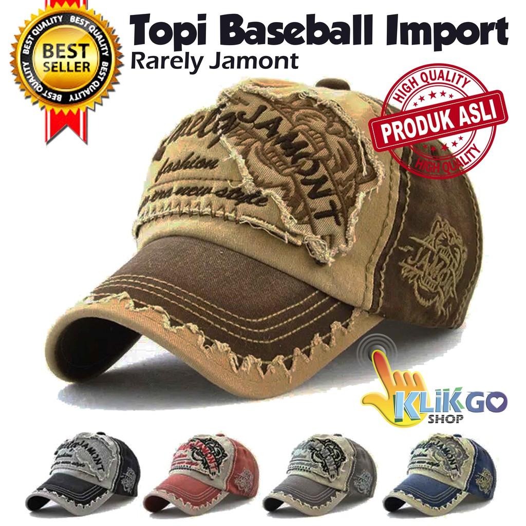 TOPI BASEBALL IMPORT CLASSIC DESIGN   SNAPBACK   HIP HOP CAPS ... d9ec35a854