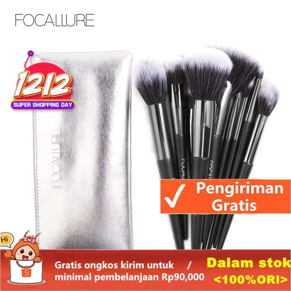[Bayar Di Tempat]5Pcs Brush Lembut Warna Gradasi | Shopee Indonesia