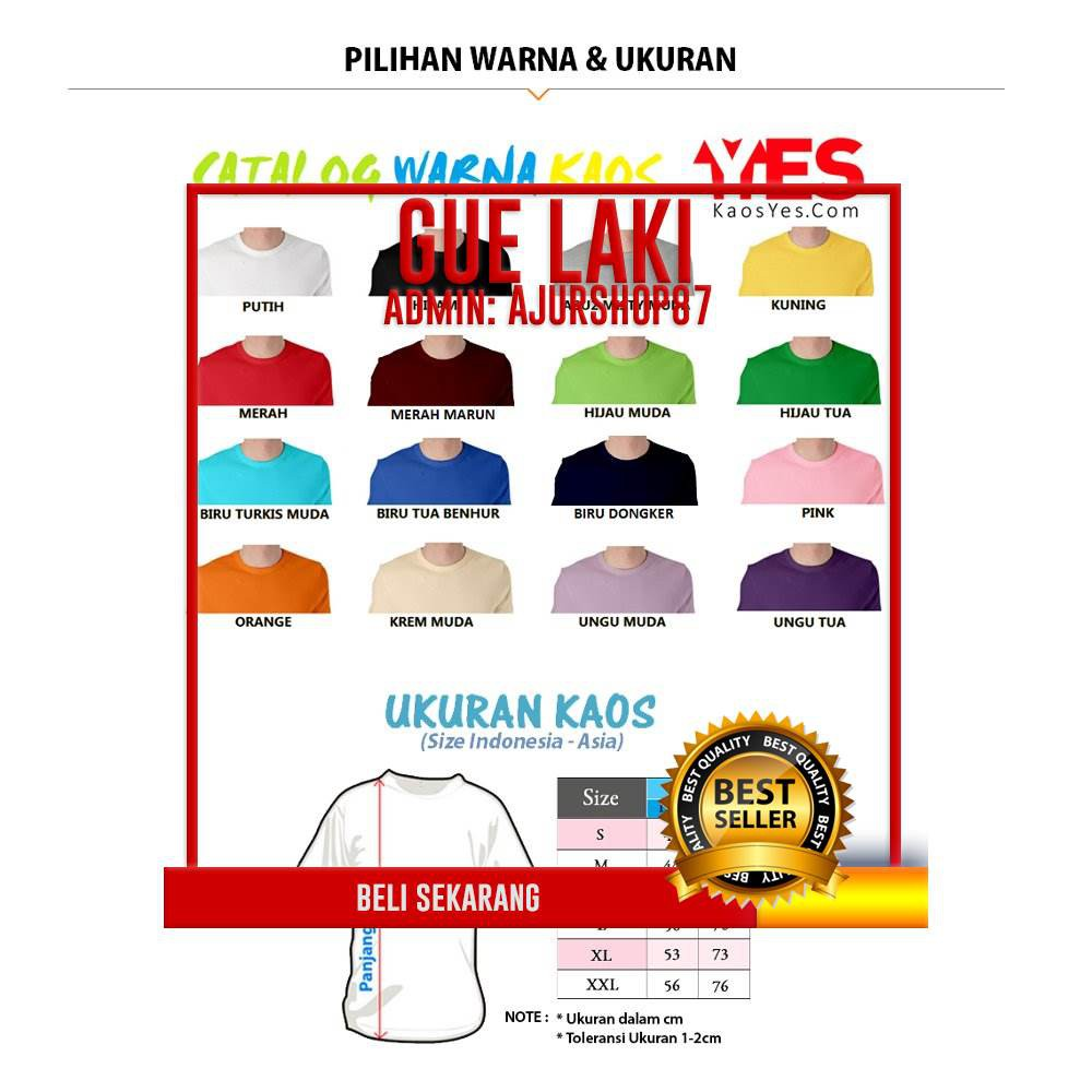 Kaosyes Kaos T Shirt O Neck Lengan Pendek Orange Daftar Update Enzoro Pakaian Olahraga Pria Elgio Blue Jay Biru Xl Laki Best Polos Bs Shopee Indonesia