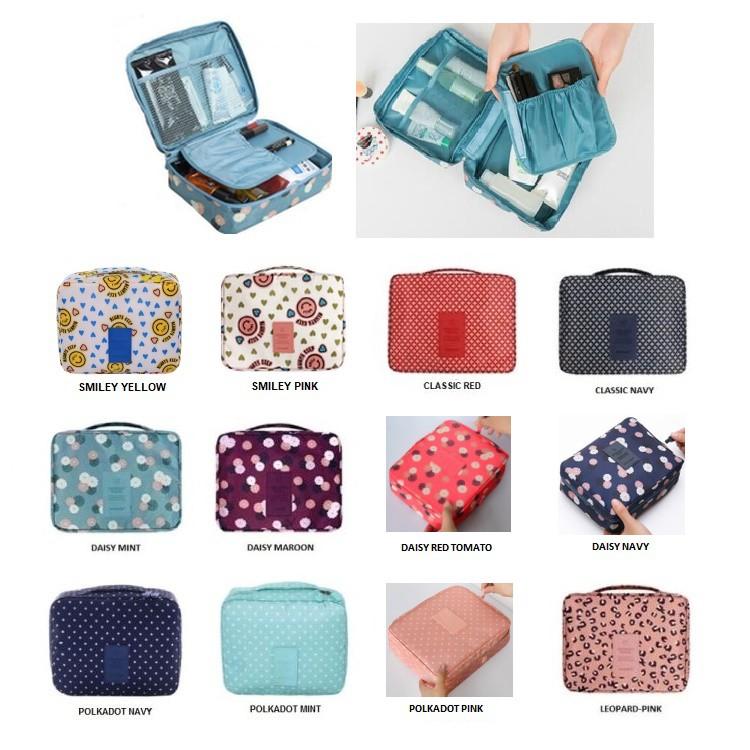[PROMO] Monopoly shoes pouch travel / tas sendal sepatu / shoes bag organizer   Shopee Indonesia