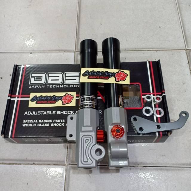 Shock Tabung Depan Dbs Rt Stage 7speed Beat Scoopy Vario 110 Vario 125 Vario 150 Original Dbs