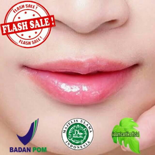 Pemerah Bibir Ampuh Pemerah Bibir Permanen Pemerah Bibir Alami Pelembab Bibir Bibir Sehat Shopee Indonesia
