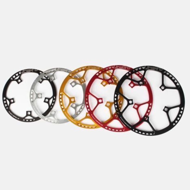 Folding Road Bike Narrow Wide Chainring Chain Ring BCD 130mm 50 52 54 56 58T 85g