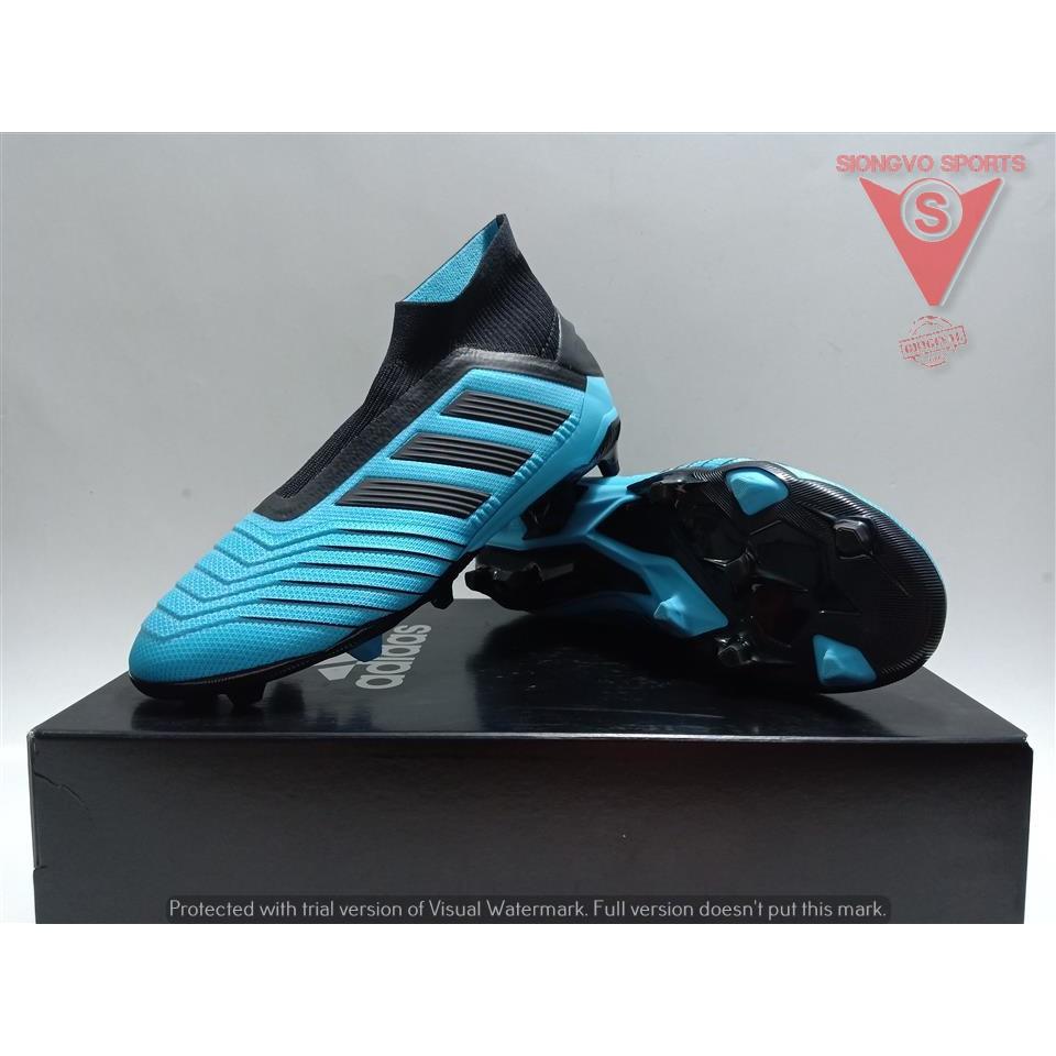 Sepatu Bola Anak Adidas Predator 19 Fg Jr Original G25788 New