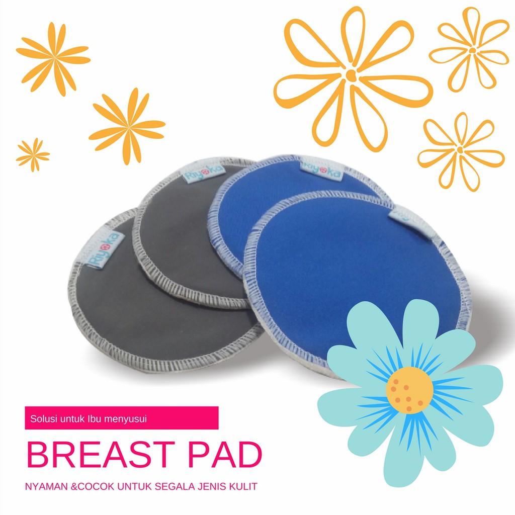Aa Toys Momo Avent Naturally 6 Washable Breats Pads Breast Cuci Pad Ulang 2pcs Bisa Di