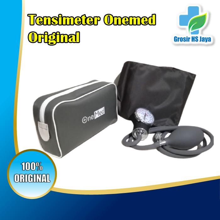 Alat Tensi Darah Tensimeter Manual Onemed Tensi Onemed Alat Cek Darah Alat Cek Tensi darah  - HS50
