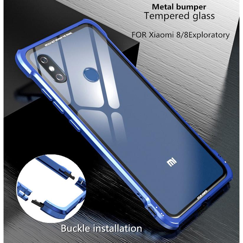 R-JUST Shockproof Case Aluminum Alloy CNC Metal Side Bumper for iPhone XS XR MAX | Shopee Indonesia