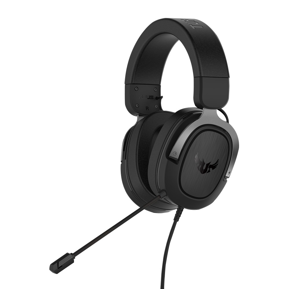 Asus Tuf H3 Headset Gaming Dengan Mikrofon Shopee Indonesia