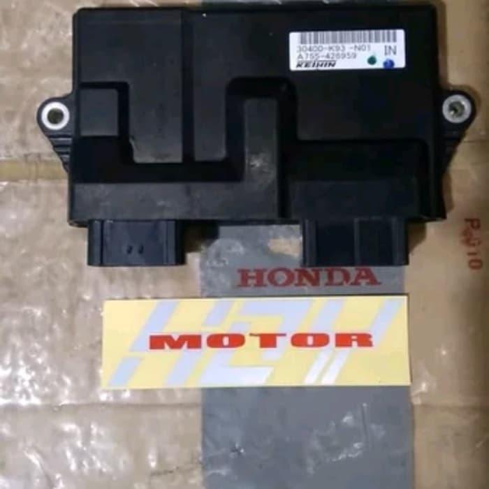 [Second/bekas] ECU CDI K93 ECU SCOOPY FI ESP BEAT POP VARIO 110 LED BEAT STREAT Spare Part Motor