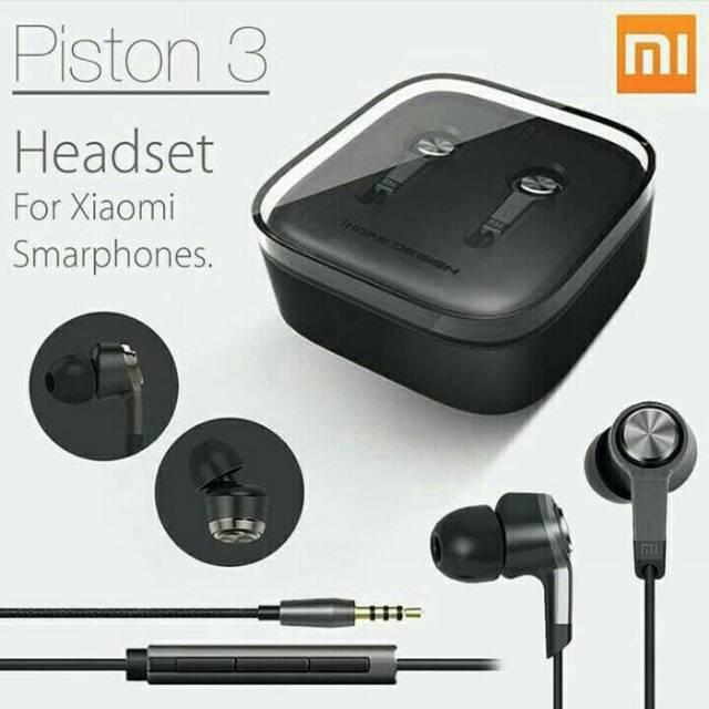 Headset/Earphone Xiaomi Piston Gen 3