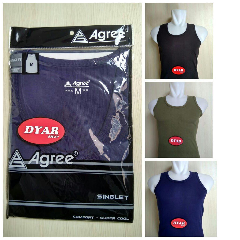 6pcs  SINGLET AGREE ST 04  647ce2dd75