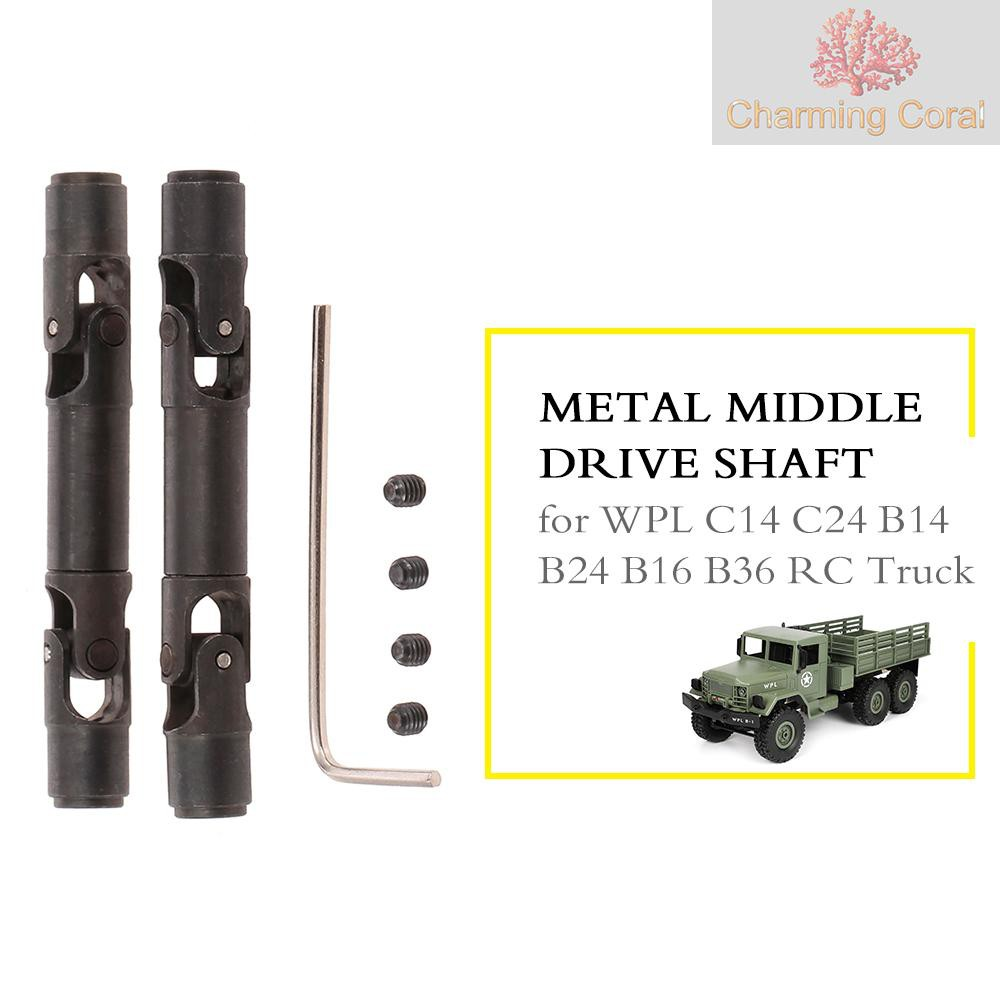 Center  Accessories For WPL B14 B16 B24 C14 C24 B36 Military Truck Parts