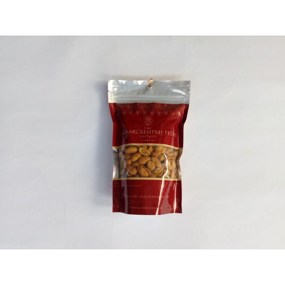 Kacang Thailand Pedas Manis Dengan Daun Jeruk Snack Camilan Sehat Bawang Premium 500 Gram Enak Dan Lezat Shopee Indonesia