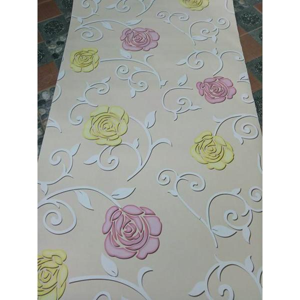 Wallpaper Dinding Shabby