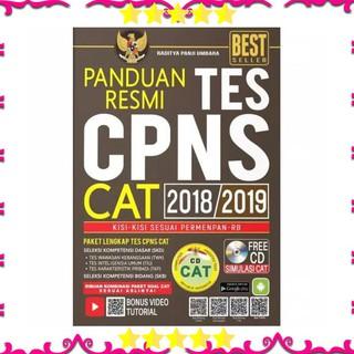 Buku Cpns Buku Tes Cpns Buku Soal Cpns Buku Cpns Cat Cpns 2019 Panduan Resmi Tes Cpns Cat