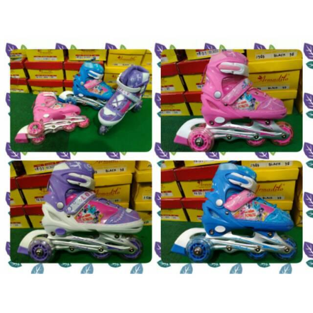 Sepatu Roda Kuda Poni My Little Pony Shopee Indonesia