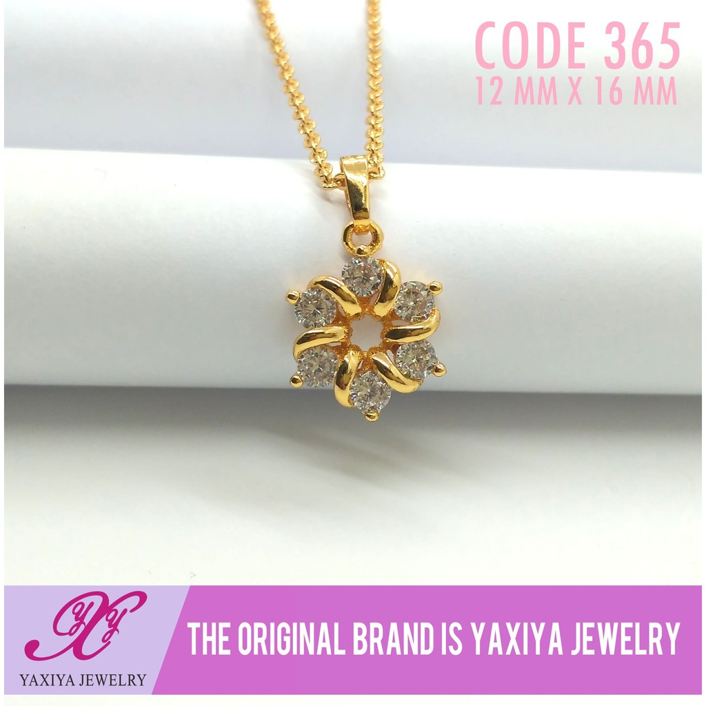 Tiaria 18k Ed002 Gold Emerald Liontin Kalung Berlian Perhiasan Heart To Necklace Emas Wanita Shopee Indonesia