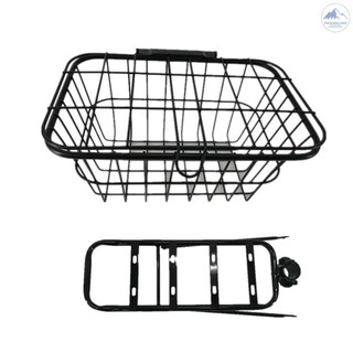 Electric Scooter Storage Basket RearSeatHanging Tote For Xiaomi Mijia M365