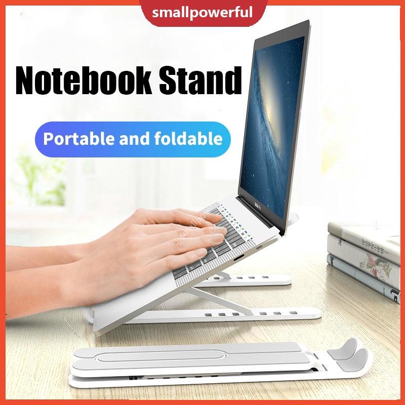 Sma Stand Holder Laptop Lipat Adjustable Anti Slip Untuk Macbook Pro Air Ipad Pro Dell Hp Shopee Indonesia