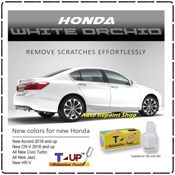 Auto Paint Touch Up >> Honda White Orchid Pearl Cat Oles T Up Touch Up Automotive Paint