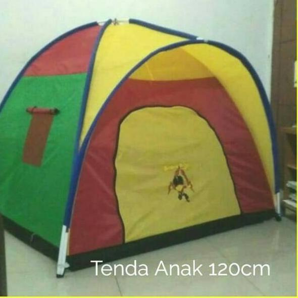 Contoh Gambar Plafon Pvc  0d tenda camping anak uk 120 cm mainan kemah outdor a a