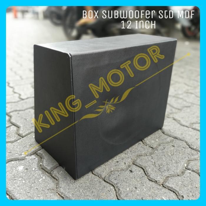 Speaker Mobil | Box Subwoofer Std Mdf 12 Inch