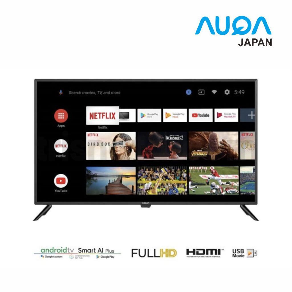 """AQUA LED TV 43"""" Android TV Full HD LE43AQT1000U / 43AQT1000U"""