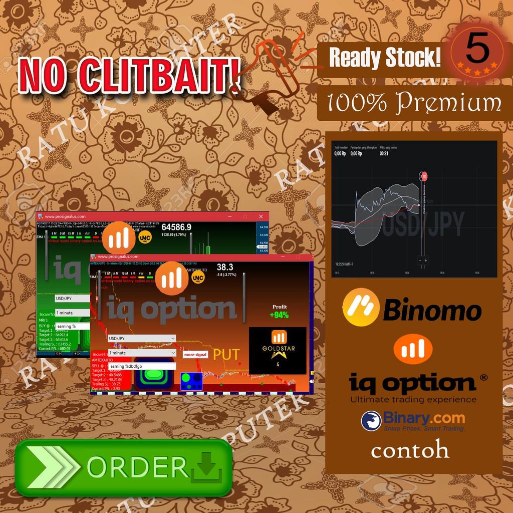 robot sinyal signal trading forex iq option binary binomo OLYMPTRADE