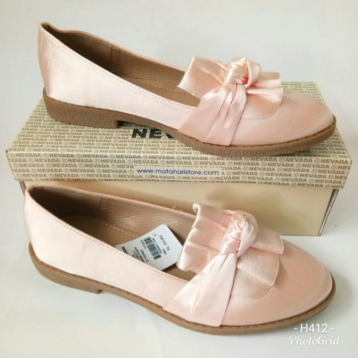 Sepatu Nevada SPA9PK712 sepatu loafers sepatu flat 2ceaaa3165