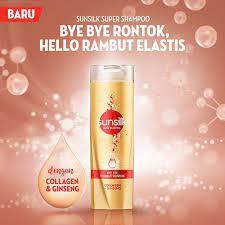 Sunsilk Super Shampoo Bye Bye Rambut Rontok 160ml-2
