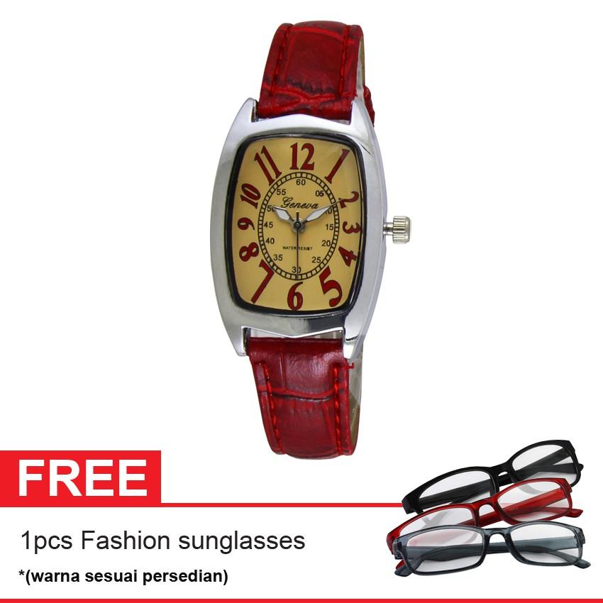 Women Fashion Watch GNV 01165 - Jam Tangan Fashion wanita | Shopee Indonesia