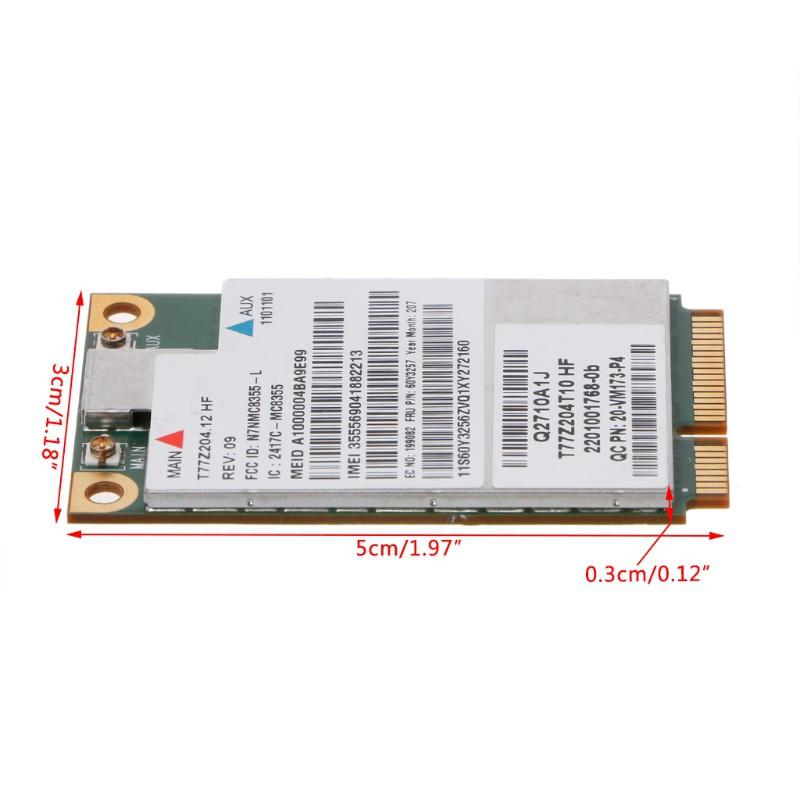 """3G card module GOBI3000 MC8355 60Y3257"""""""