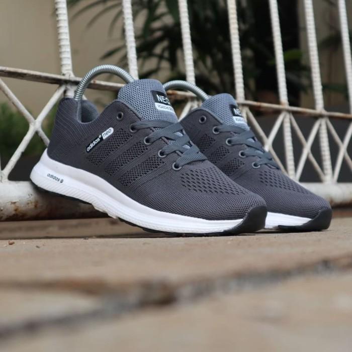 Realpict Merek Adidas Pod Running Sepatu Adidas Pria Sepatu